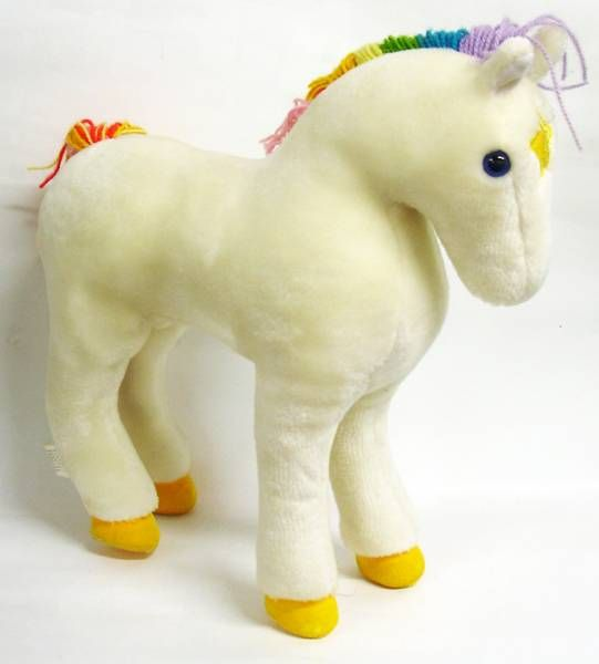 Rainbow Brite - Mattel - Starlite Horse (loose)
