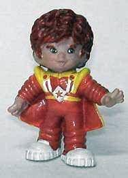 Rainbow Brite - Schleich - Red Butler - PVC figure