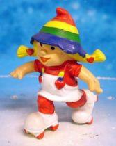 Rainbow Kids - Rotraud on wheels - Schleich