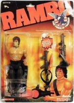 Rambo - Coleco - Rambo (mint on card)