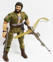 Rambo - Coleco - Snake (loose)
