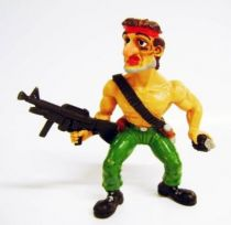 Rambo - Comics Spain - Rambo 4\'\' PVC figure