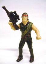Rambo - John Rambo 3\\\'\\\'3/4 PVC figure (loose)