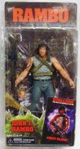 Rambo First Blood - Neca - John J. Rambo