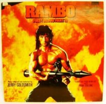 Rambo First Blood Part II (Original Motion Picture Soundtrack) - Record LP - That\'s Entertainment Records 1985
