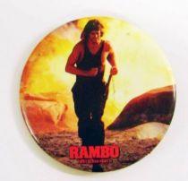 Rambo III - Vintage Button (1988)