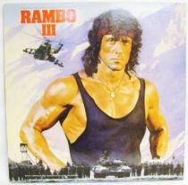 Rambo III (Original Motion Picture Soundtrack) - Record LP - Scotti Bros. Records 1988