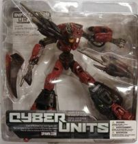Red Infiltrator Unit 001