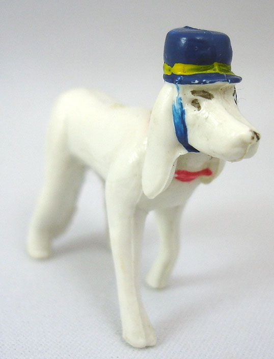 Rémi Sans Famille - Figurine PVC Bogi - Capi