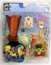 Ren & Stimpy - Ren Hoëk - Figurine articulée Palisades