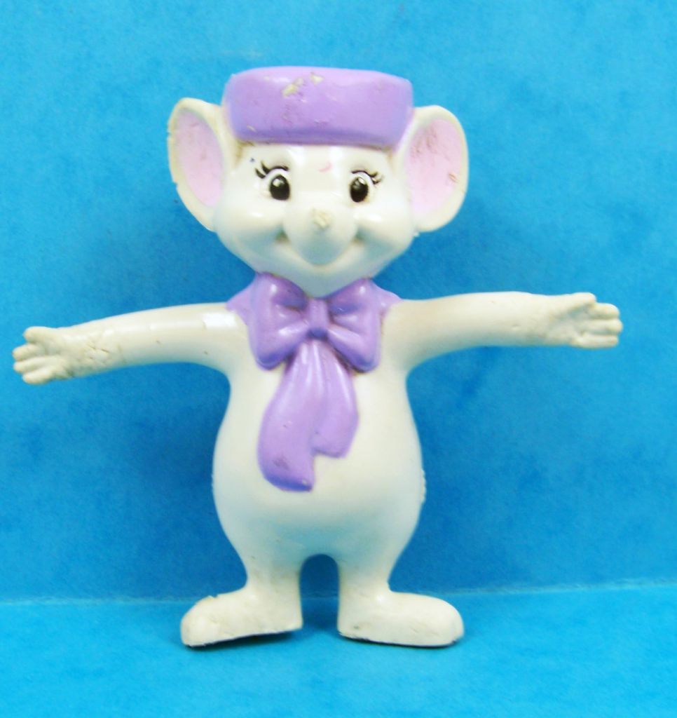 Rescuers Down Under - Bendable figure - Bianca