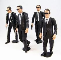 Reservoir Dogs - Set de 4 Figurines articulées 17 cm - Mezco (occasion)