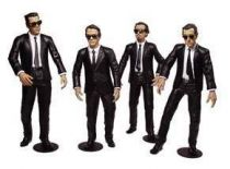 Reservoir Dogs - Set of 4 7-inch action figures - Mezco
