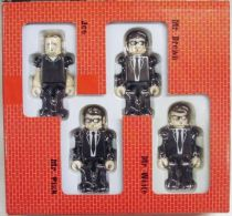 Reservoir Dogs - Set of 4 Kubrick figures - Medicom