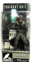 Resident Evil (10th Anniversary) Serie 1 - Hunk