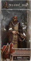 Resident Evil 4 - Los Illuminados Monks (with skull helmet)