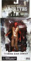 Resident Evil Archives Series 3 - Crimson Head Zombie