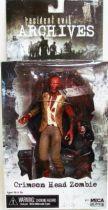 Resident Evil Archives Series 3 - Crimson Head Zombie