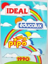 Retailer catalog Ideal Pipo Educalux France 1990