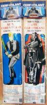 Retour du Jedi 1983 - Lot de 2 Cerf-Volants Luke Skywalker & Darth Vader (Spectra Star Kids)
