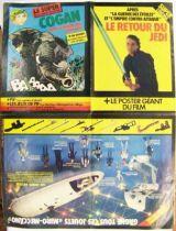 Retour du nJedi 1983 - Poster Géant Promo Pif Gadget (53x79cm) 02