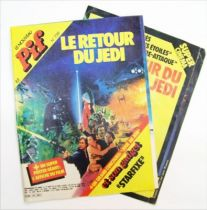 Retour du Jedi 1983 - Pif Gadget n°759 + Poster Géant (53x79cm)