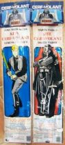 Retour du Jedi 1983 - Set of 2 Kites Luke Skywalker & Darth Vader (Spectra Star Kids)