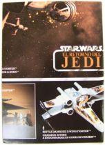 Retour du Jedi Trilogo 1983 - Kenner - Catalogue-Poster 01
