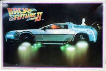 Retour vers le Futur - Aoshima Model Kit - Delorean Time Machine (type Part.II)