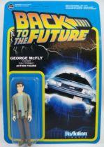 Retour vers le Futur - ReAction Figure - George McFly