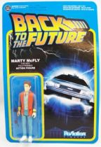 Retour vers le Futur - ReAction Figure - Marty McFly