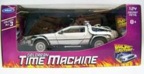 Retour vers le Futur - Welly - Delorean Time Machine Part.1