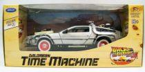 Retour vers le Futur - Welly - Delorean Time Machine Part.3