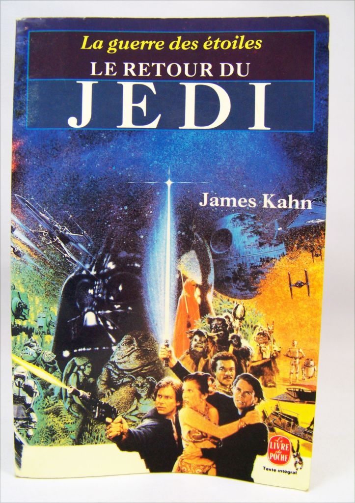 Le Retour du Jedi - Livre de Poche 1984 01
