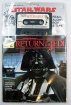 Return of the Jedi - Read-Along Book & Tape - Buena Vista Records1983