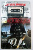 Return of the Jedi - Read-Along Book & Tape - Buena Vista Records1983