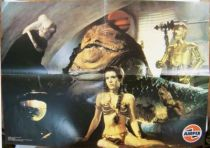 Return of the Jedi 1982 - Airfix - Poster Promotionnel 01