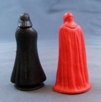 Return of the Jedi 1983 - 2x Butterfly Originals Erasers (Darth Vader & Imperial Royal Guard)