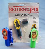 Return of the Jedi 1983 - Craft Master - Set of 3 Clip-A-Long