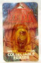 Return of the Jedi 1983 - Eraser Wicket W. Warrick Ewok