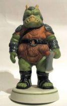 Return of the Jedi 1983 - Gamorrean Guard - Sigma Bisque Porcelain Figurine - 1983