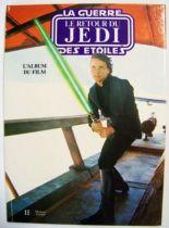 Le Retour du Jedi 1983 - Hachette - Histoire racontée & illustrée 01