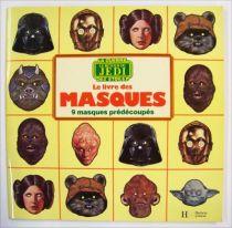 Le Retour du Jedi 1983 - Hachette Jeunesse - Livre des masques 01
