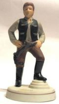 Return of the Jedi 1983 - Han Solo - Sigma Bisque Porcelain Figurine - 1983