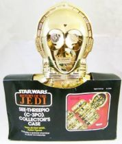 Return of the Jedi 1983 - Kenner - C-3PO Collector\'s Case
