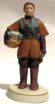 Return of the Jedi 1983 - Princess Leia Organa (Boushh)  - Sigma Bisque Porcelain Figurine - 1983