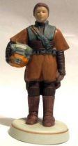 Return of the Jedi 1983 - Princess Leia Organa (Boushh)  - Sigma Bisque Porcelain Figurine - 1983