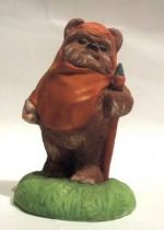 Return of the Jedi 1983 - Wicket W. Warrick - Sigma Bisque Porcelain Figurine - 1983