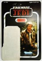 Return of the Jedi 1984 - Kenner - Han Solo (in Trench Coat)