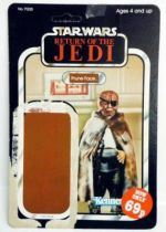 Return of the Jedi 1984 - Kenner - Prune Face